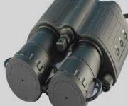 白光瞄加装夜视仪 瞄前置夜视仪ARES MK130 6