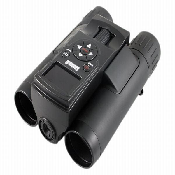 博士能Bushnell双筒数码望远镜118328 1200 x30万像素拍照摄像