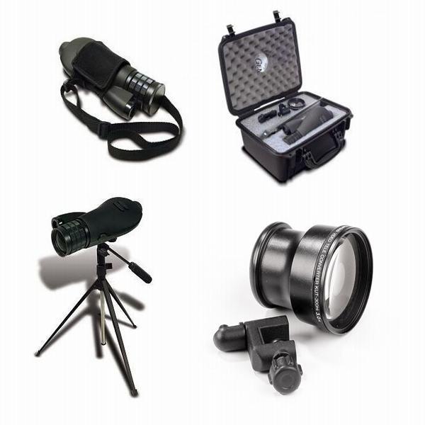 美国爱吉 NV2020 IC IGEN-LE夜视仪2.6倍-6.1X
