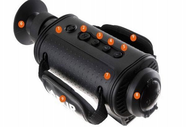 美国FLIR HS-307 执法侦查夜视仪红外线热像仪
