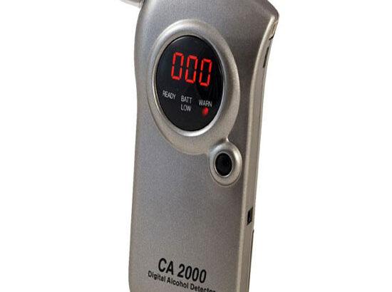 便携呼吸式酒精检测仪CA2000