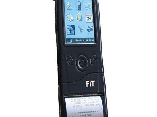 警用酒精检测仪 FIT-333 测试打印一体