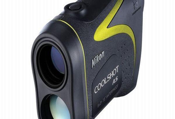 尼康激光测距仪 锐豪COOLSHOT AS-手持式测距望远镜 测量550米