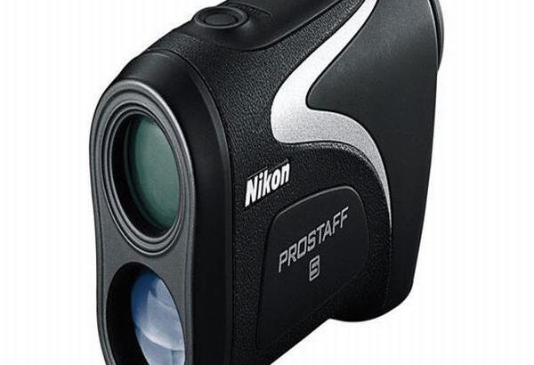尼康Nikon手持式激光测距仪ProStaff 5 6X21测量549米