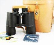 原装298正品62式8X30夜视带测距戡察望远镜 2