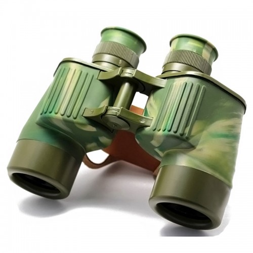 3304工厂95式军用望远镜 Y/GG95-7 (7X40) 现役军镜带军检卡