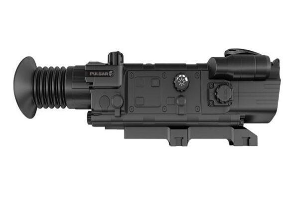 76312t俄罗斯脉冲星N750数码瞄 昼夜两用瞄