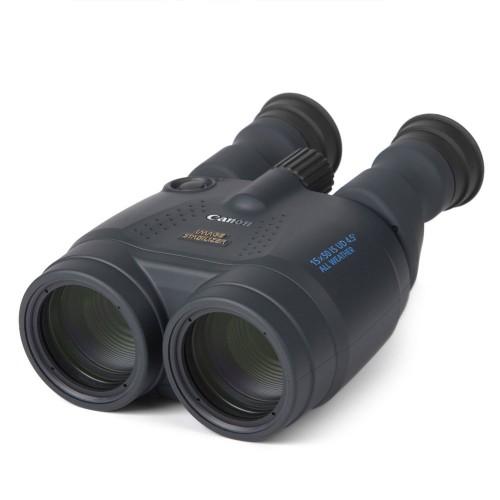 佳能电子稳像仪 防抖望远镜 15X50 IS