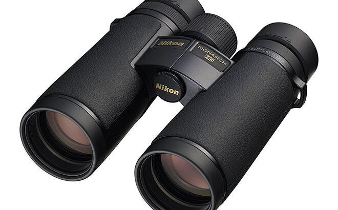 Nikon 尼康 MONARCH HG 8X42 双筒望远镜 高清ED镜片