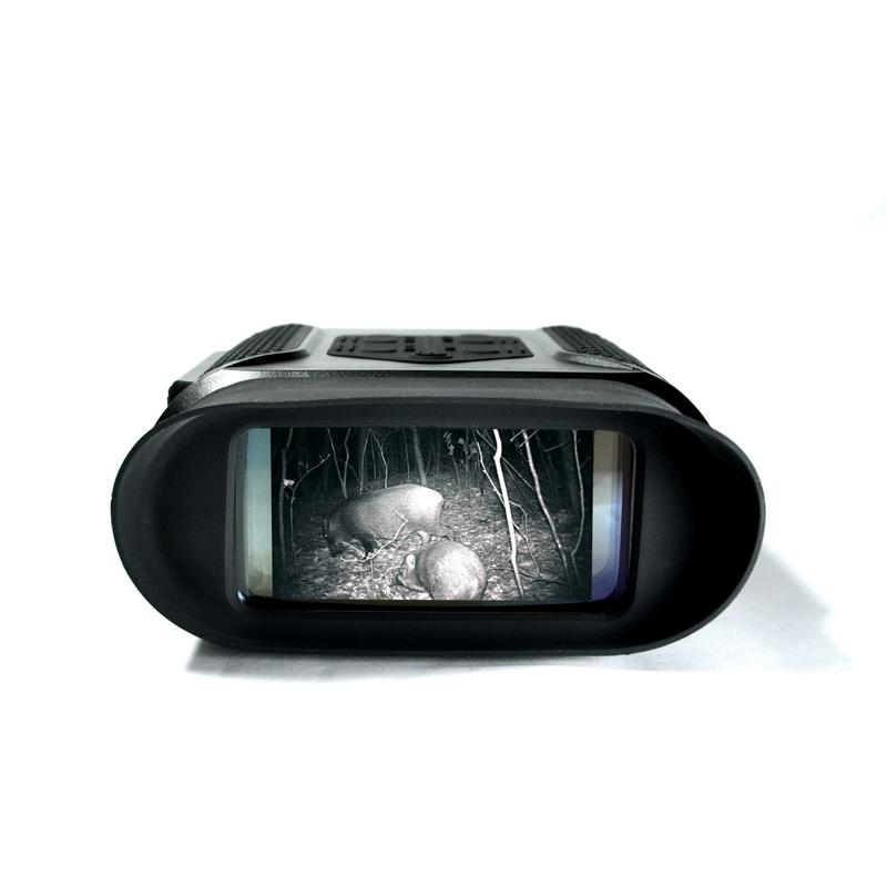 手持式黑白两用摄录红外数码夜视望远镜NV-800
