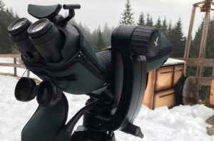 SWAROVSKI施华洛世奇 BTX 30×65单筒双目望远镜观鸟镜 11