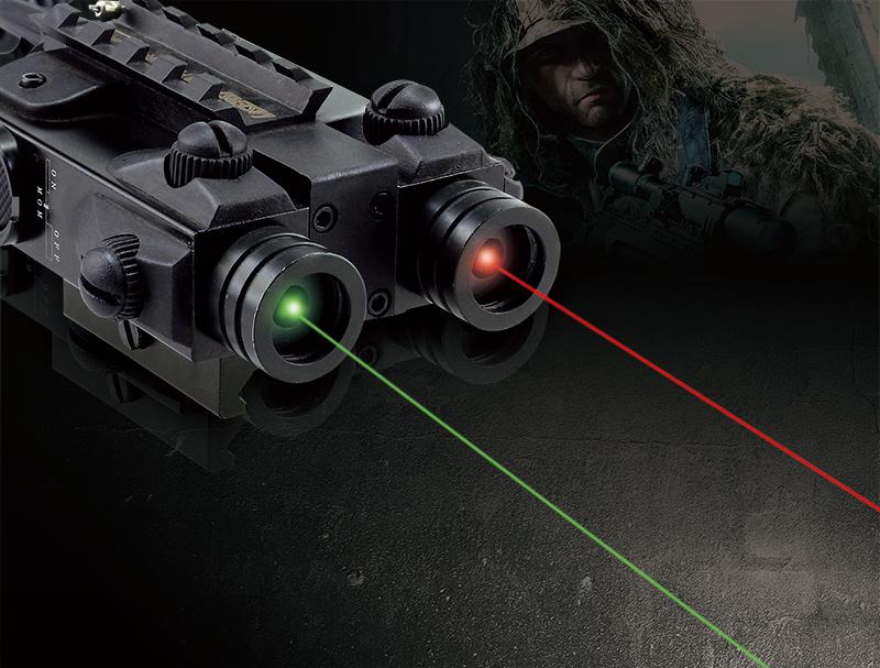 95式 79式双激光瞄准器ARES-Laser-2 1