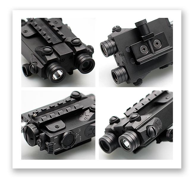 95式 79式战术灯+激光瞄准器ARES-FX 2