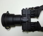 白光瞄加装夜视仪 瞄前置夜视仪ARES MK130 8
