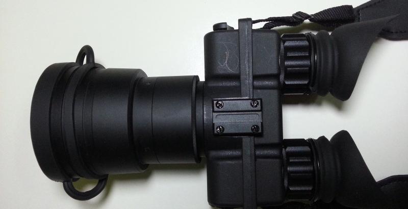 超二代JCY203双目单筒防水微光夜仪观察镜单兵夜视仪