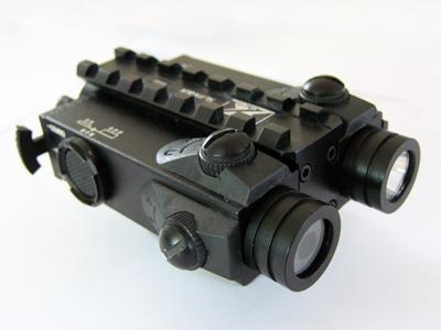 95式 79式战术灯+激光瞄准器ARES-FX