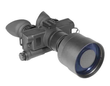 二代加OHB-Y双目单筒盔戴式目距可调微光红外线夜视仪