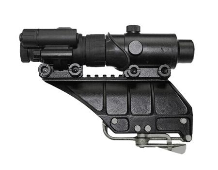 俄罗斯军用微型昼夜两用瞄准镜PDN3