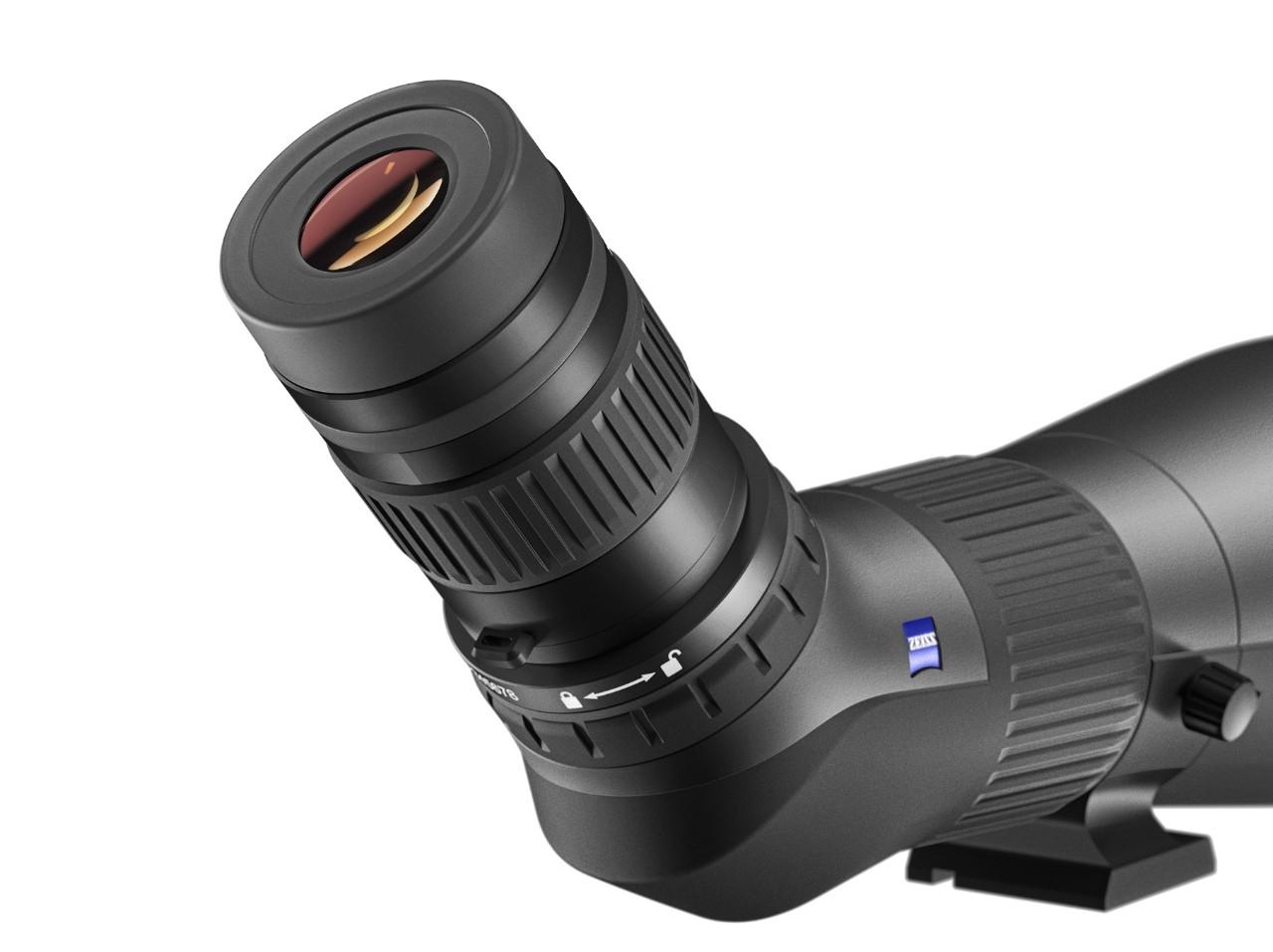 蔡司Zeiss Conquest Gavia 30-60×85单筒望远镜45度型528048 3