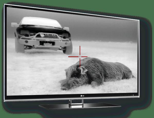 ATN 热成像瞄准镜 雷神 ThOR-HD 640 1.5-15x 高清打猎带十字 6