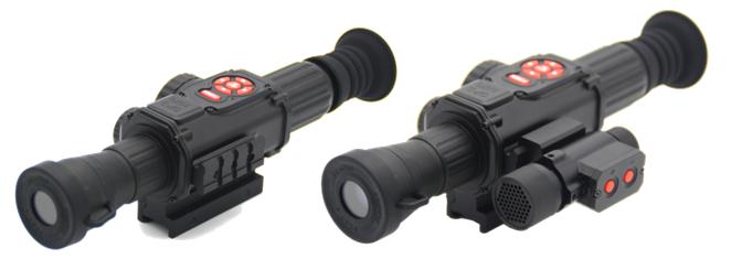 数码昼夜两用瞄 ARES-DS8系列 昼夜拍照录像GPS定位无线WiFi传输 1