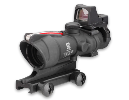 Trijicon ACOG TA31 RMR 氚光瞄准镜 小海螺