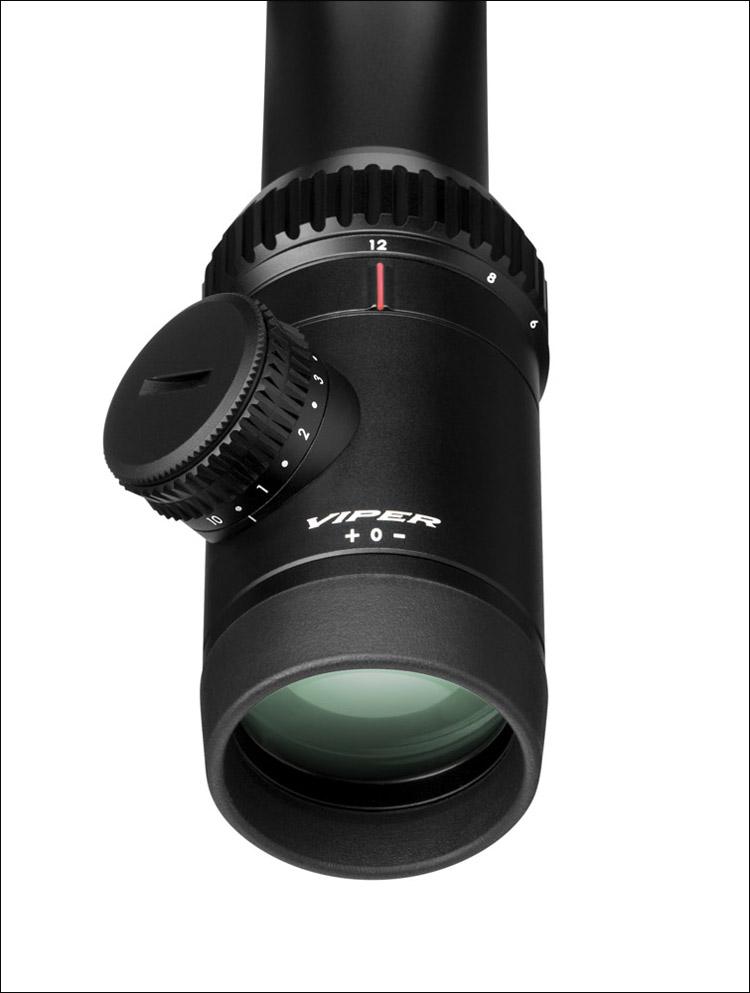 维特Vortex VIPER PST6-24X50FFP前置战术分化 瞄准镜 5