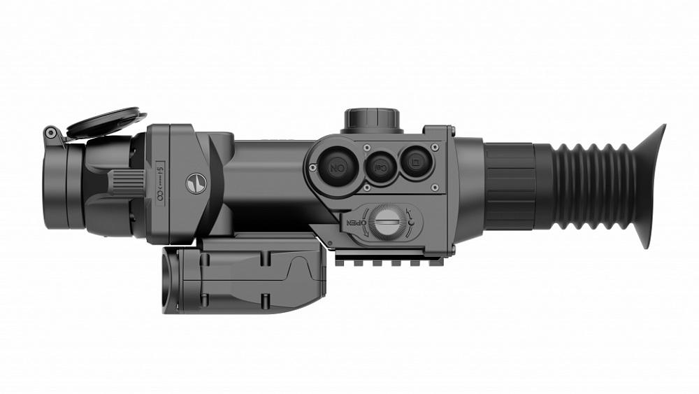 PULSAR脉冲星APEX LRF XD50 XD75 1000米测距热成像瞄准器 XD75 测距热瞄 6