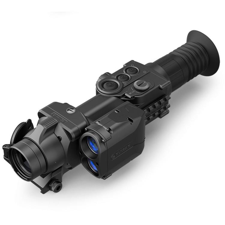 PULSAR脉冲星APEX LRF XD50 XD75 1000米测距热成像瞄准器 XD75 测距热瞄 1