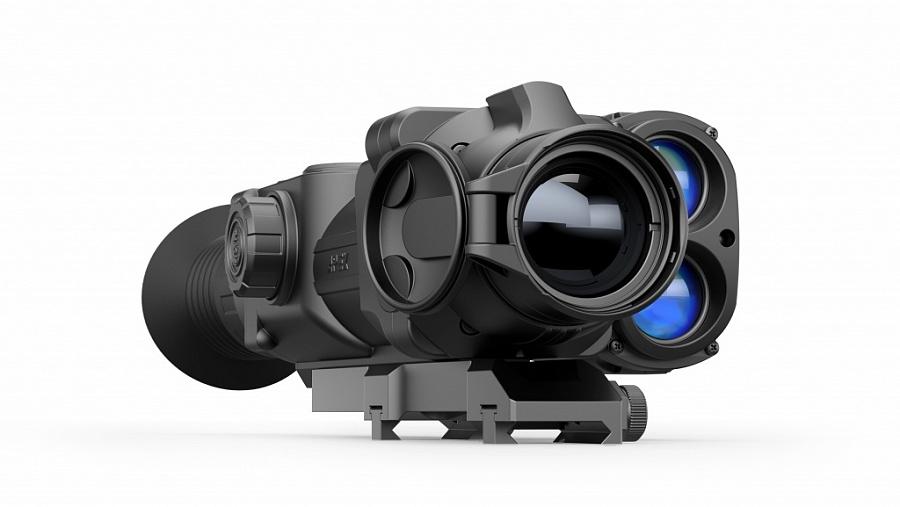 PULSAR脉冲星APEX LRF XD50 XD75 1000米测距热成像瞄准器 XD75 测距热瞄 4
