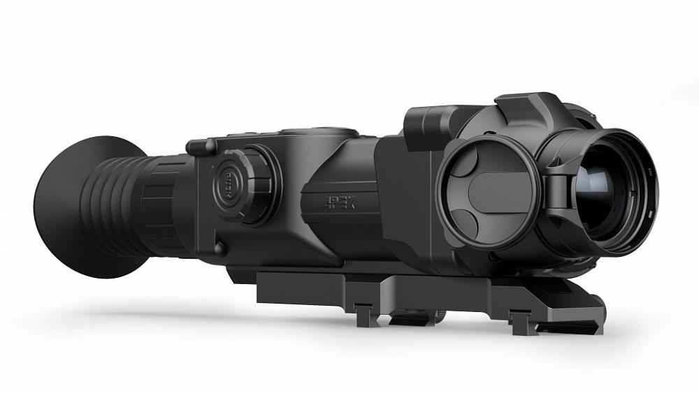 PULSAR脉冲星APEX LRF XD50 XD75 1000米测距热成像瞄准器 XD75 测距热瞄 5