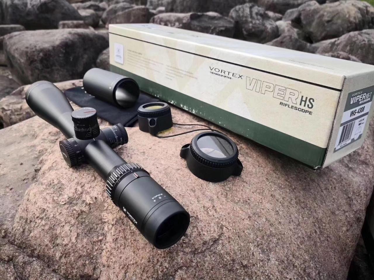 美国维特/军用级VORTEX Viper HS-T 4-16X44 SFP VMR-1 MOA瞄准镜 4308 8