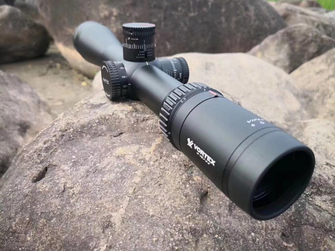 美国维特/军用级VORTEX Viper HS-T 4-16X44 SFP VMR-1 MOA瞄准镜 4308 9