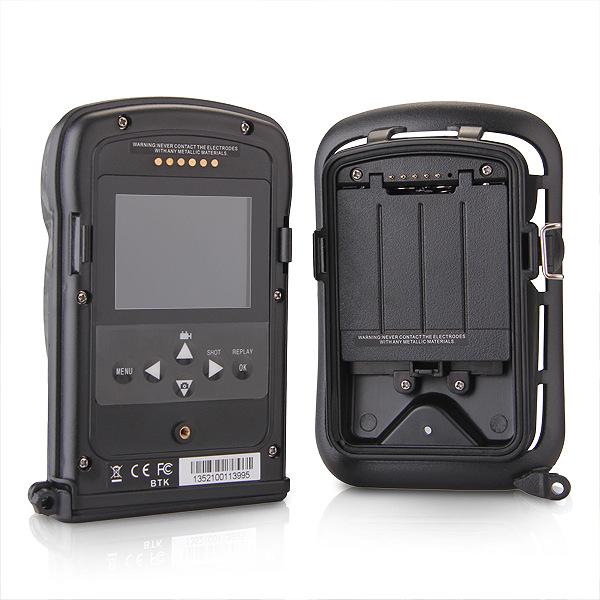 LTL-5210A 1200万像素红外触发热感摄像头野外狩猎相机 3