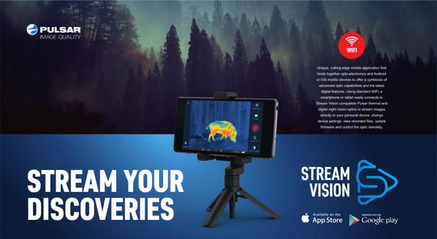 Pulsar脉冲星测距版热成像瞄准镜Trail LRF XP38 高清640分辨率 2