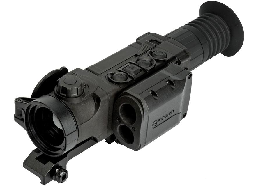 Pulsar脉冲星测距版热成像瞄准镜Trail LRF XP38 高清640分辨率